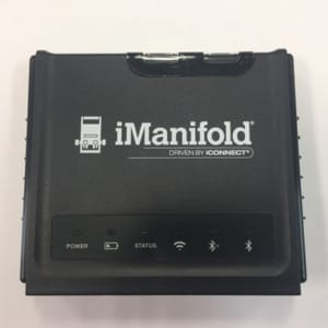 Front Housing With Switches Iconnect | IManifold