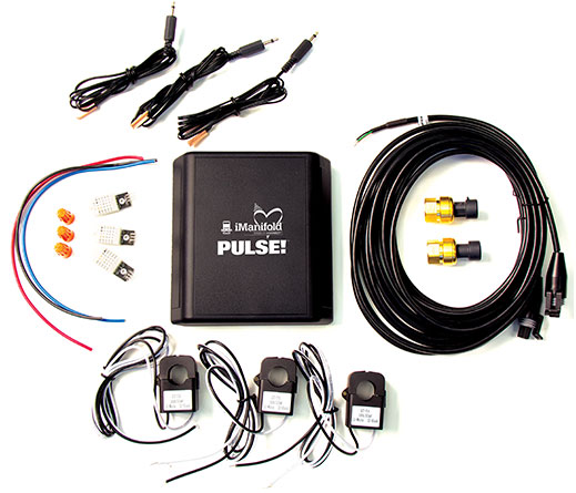 Pulse components