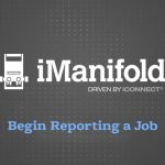 Begin Reporting a Job