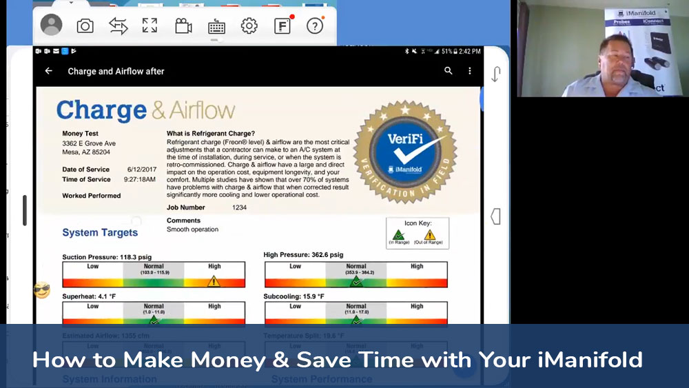 How to Make Money & Save Time with Your iManifold System