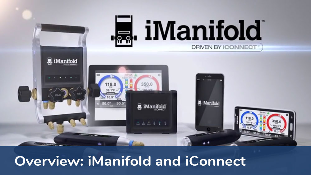 Overview: iManifold and iConnect