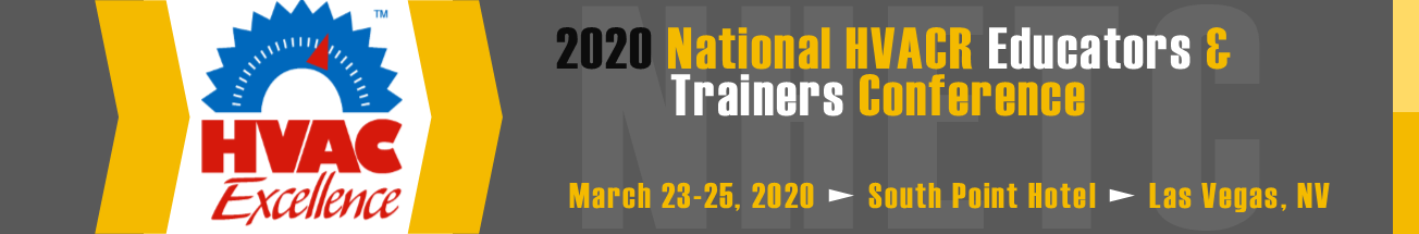 HVAC Excellence hosts the National HVACR Educators and Trainers Conference