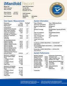 iManifold Report
